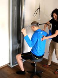 Praxis, Sophia Göhrig, Physiotherapie, Krankengymnastik, Gerät, Rotensee, Unterhaun, Hauneck, Bad Hersfeld, Personal Training, Fitness, Sport